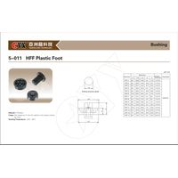 5-011 HFF plastic foot