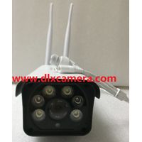 Outdoor water-proof WIFI IR IP Bullet camera with audio and 3 models IR setting thumbnail image