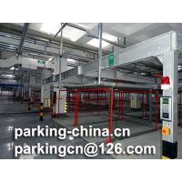 Underground parking system 2 levels