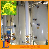 Turnkey Project soybean peanut rapeseed oil production Line