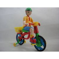 Flashing Caillou Bike Toy, Plastic Toys