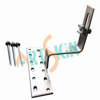 adjustable solar mounting brackets - tile roof hooks