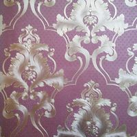 waterproof wallpaper classic factory in China