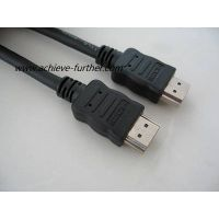High speed 1080p male to male HDMI cable 1.3V &1.4 V