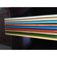 varnished wooden broom handle,varnished wooden handle,laquer wood handle,painting wooden handle