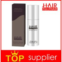 Hair fiber for hair loss treatment with 18 colors