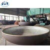 Professional Pressure Vessel Dished Ends manufacturer thumbnail image