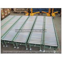 Gravity Roller,Free Roller,Conveyor Roller,Gravity Roller Conveyor,Free Roller Conveyor thumbnail image