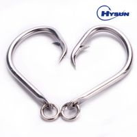 stainless steel tuna circle hook for marine fishing