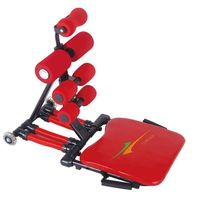 With four spring Abdominal Machine