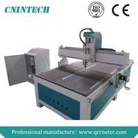 QC1325 Jinan CNINTECH Stepper motor and driver low price cnc wood router/low price cnc wood router/w thumbnail image