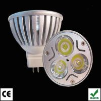 3w high power mr16 led bulb