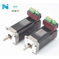 Integrated Brushless Servo System With Driver built-in