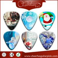 Christmas Guitar Picks