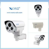 New Arrival infrared 10X optical Zoom Lens 1.3 Megapixel 960P CMOS Bullet night vision PTZ IP Camera