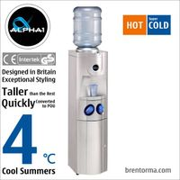 ALPHA Functionality Unsurpassed Bottled Water Dispenser