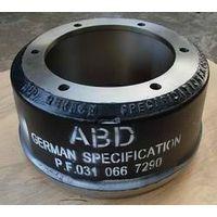 Brake Drum BPW 0310667290