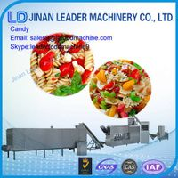 Small scale italian pasta machine factory price