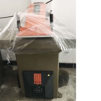 used atom clicker press for leather making