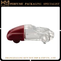 Wholesale Crystal Clear Perfume Bottle, Glass Prefume Bottle,Car Perfume Bottles