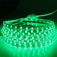 AC 220V led strip light SMD5050 60leds/M IP67 Waterproof Led flexible Tape lights thumbnail image
