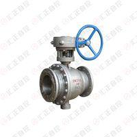Cast steel trunnion ball valve thumbnail image