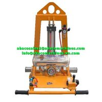 MARBLE GRANITE STONE SLAB VACUUM LIFTER LIFTING MACHINE - ABACO -