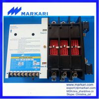 Dual Power Automatic transfer switch, ATS, automatic transfer switch