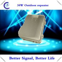 30W Hot sale gsm 900 mobile signal repeater gsm range extenedr with great price