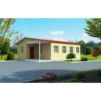 WZH prefabricated/prefab House