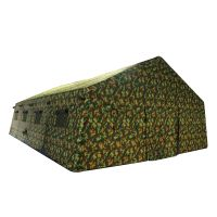 Waterproof camo inflatable army tent military tent