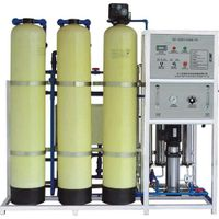Reverse Osmosis Water Treatment System / Water Purification Equipment thumbnail image