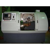 drilling stabilizer hardbanding machine