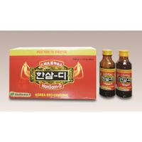 Hansam-D korean red ginseng jujube extract drink