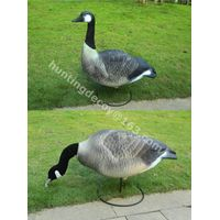 hunting decoy goose plastic garden decoration