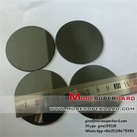 PCD cutting tool blank for non-ferrous metal