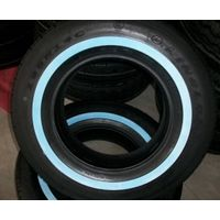 195R15C white wall car radial tyre