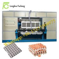 waste paper egg tray making machine