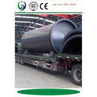 waste tire refinery fuel oil machine