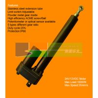 linear actuator JMK-DT08