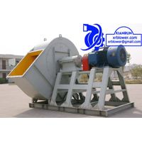 Heat-Resistant ID Fans for Glass Production Line