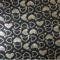 suede fabric bronzed with embossing print patterns from china supplier huzhou meterprice