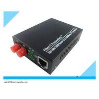 10/100/1000 Mbps Dual Fiber Ethernet Media Converter