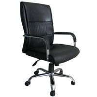 High Quality leather ergonomic convenience world office chair