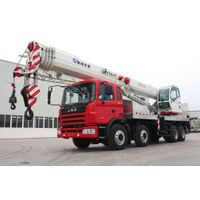 QY25 truck crane (JAC chassis)