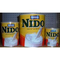 NIDO Fortified Dry Whole Milk Powdered For Sale