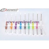 Disposable Syringe Needle