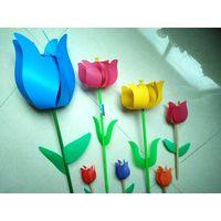Tulip windmill