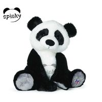 Cute plush animal toy stuffed panda
