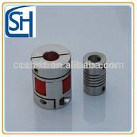 Aluminium Flexibility Shaft Couplings